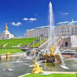 Санкт-Петербург на майские праздники