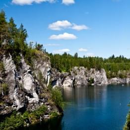Путешествие в Рускеала на Ласточке