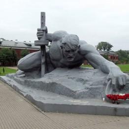 К 75 -летию со Дня Победы «Крепость-герой»