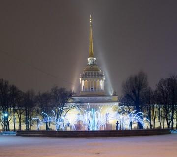 Зимний образ Петербурга 2  всё включено!