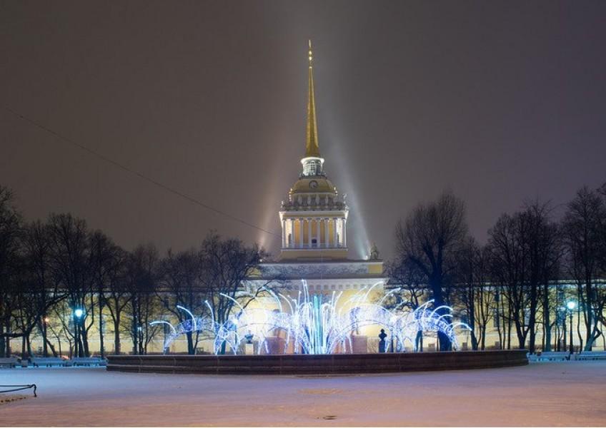 Новогодние туры в Санкт-Петербург 2021