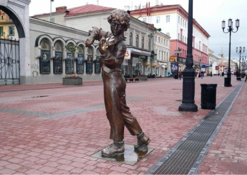 Пешеходная экскурсия по центральной части Нижнего Новгорода