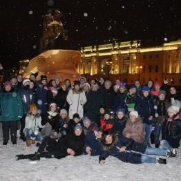 Экскурсии для школьников в Санкт-Петербург. Портрет северной столицы.