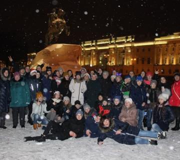 Туры для школьников в Санкт-Петербург. Портрет северной столицы.