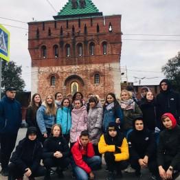 Семенов — Городец -  Нижний Новгород