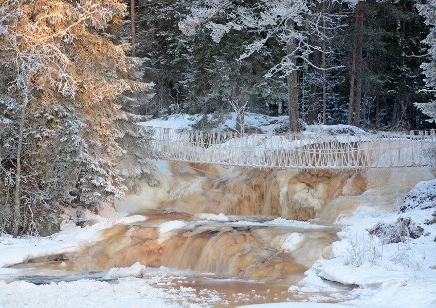 Туры на новый год в Карелию 3 дня
