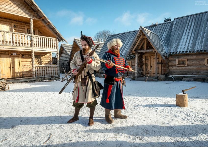 Новогодний тур в Карелию на 4 дня