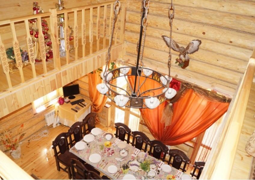 Туристический комплекс «Живые родники» Боярские терема