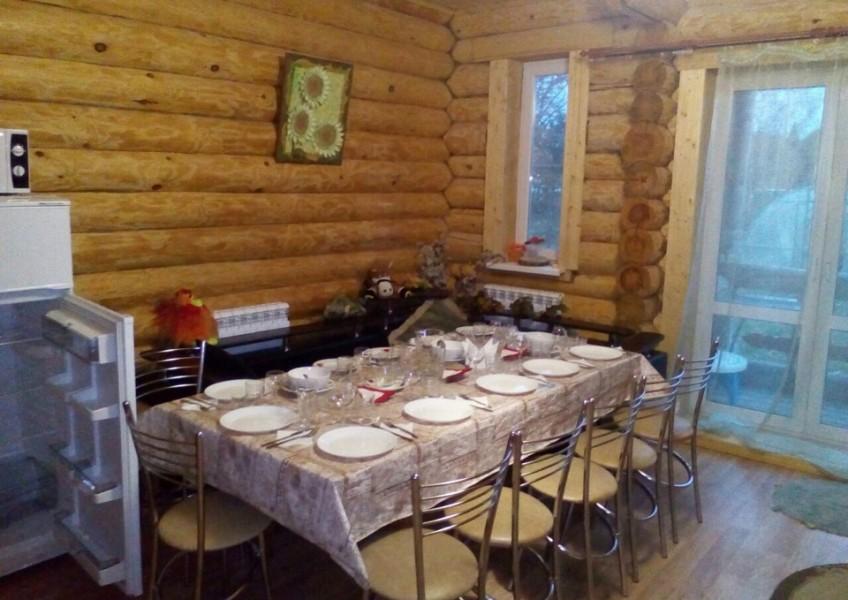 Туристический комплекс «Живые родники» Дом рыбака и охотника