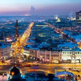 Тур для школьников  «Казань- сокровища и традиции» + Йошкар Ола