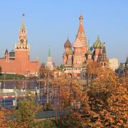 Москва глазами современного школьника