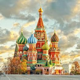 На каникулы в Москву!