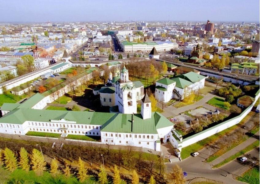 Туры для школьных групп в Ярославль