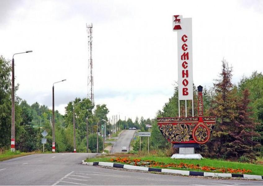 Автобусные экскурсии Нижний Новгород - Семенов - Городец