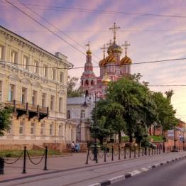Тематическая пешеходная экскурсия «В гостях у нижегородского купечества»