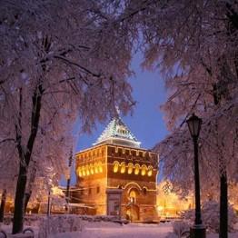 Новогодний Нижний