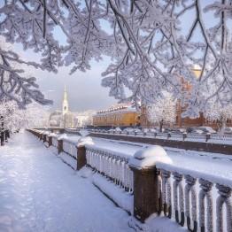 Новогодняя сказка в Петербурге 4 дня/3 ночи