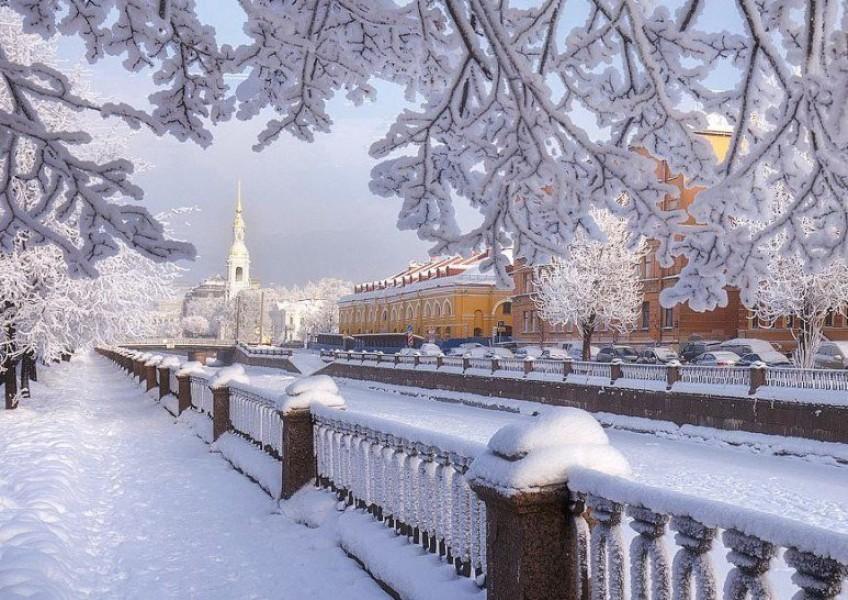 Новогодние туры для школьников в Санкт-Петербург 2020