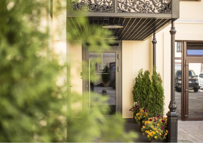 Гостиница Резиденция Дашковой
