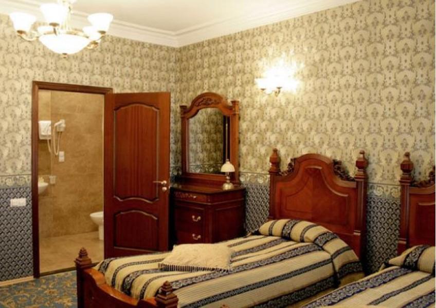 Отель Счастливый Пушкин