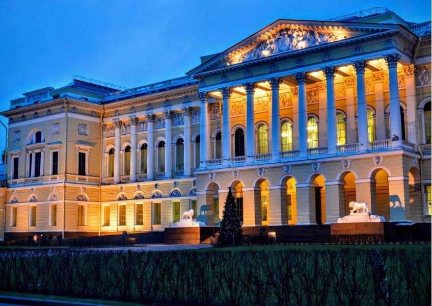 Экскурсии для школьников в Русский музей