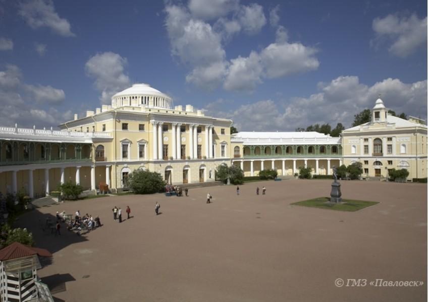 Экскурсии в Государственный музей-заповедник «Павловск»