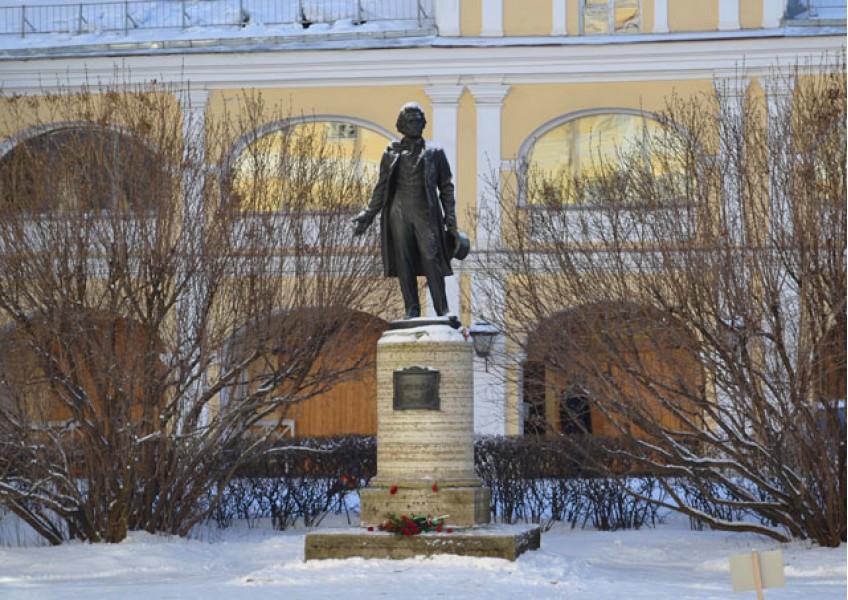 Экскурсии для школьников в Музей-квартиру А. С. Пушкина