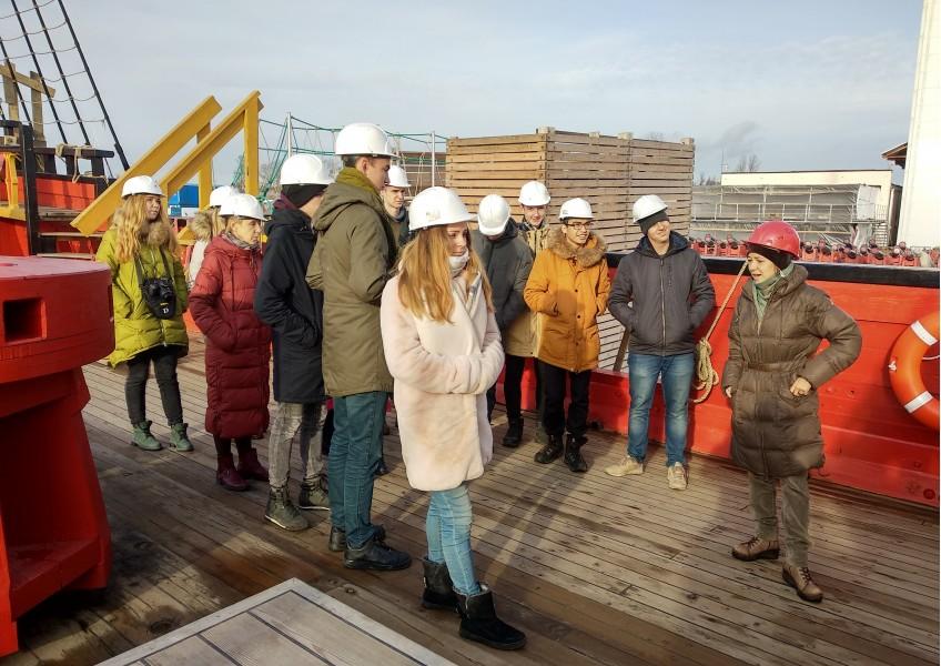 Экскурсии для школьников в Кронштадт