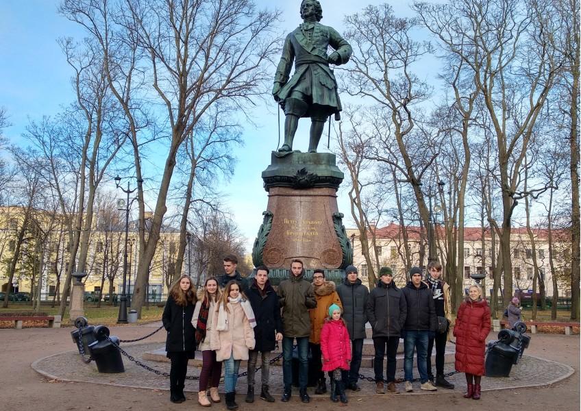 Экскурсионный тур  в Санкт-Петербург  2020  «Город морской славы»
