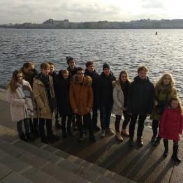 Экскурсии для школьников «Литературный Петербург»
