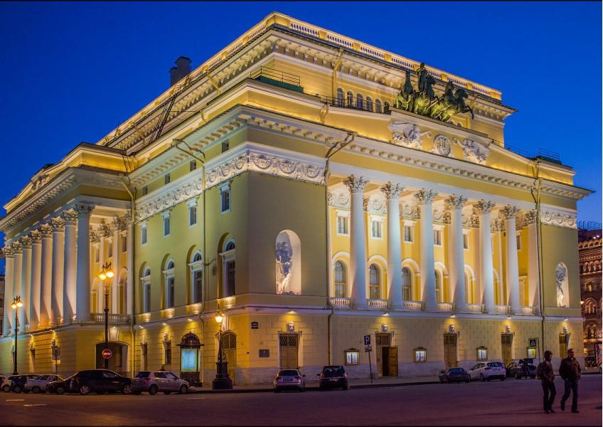 «Театрально-музыкальный Петербург» (3 дня/2 ночи)