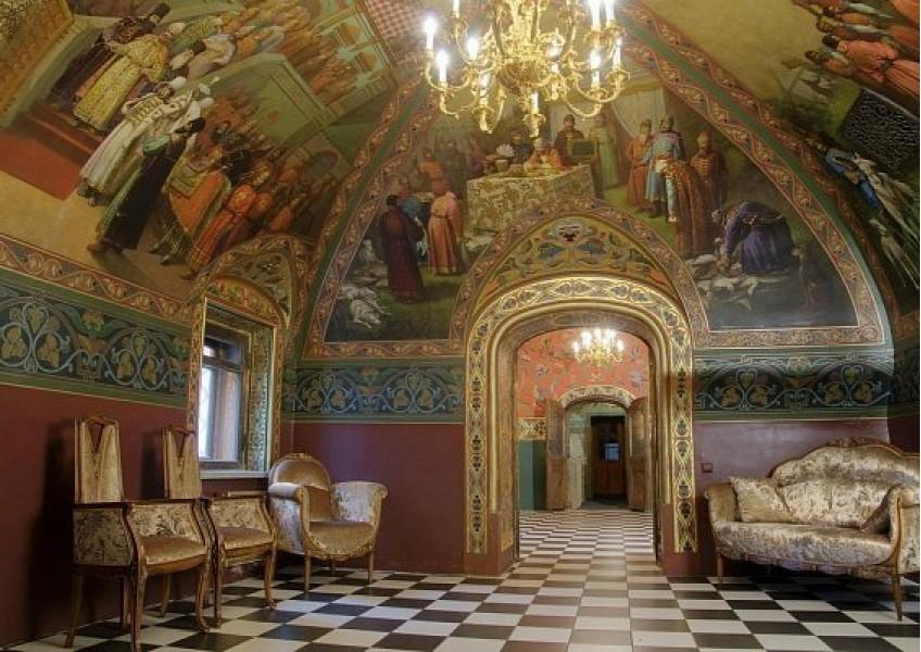 Экскурсии в Юсуповский дворец в Санкт-Петербурге