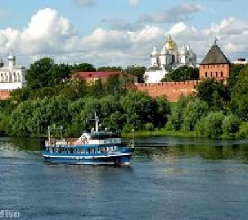 Яркие выходные в Великом Новгороде