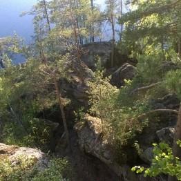 Древние водопады и каньоны Карелии