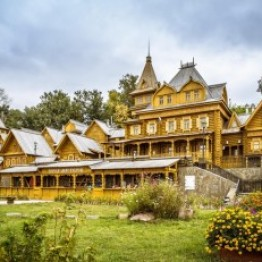 Городец — музейная столица Нижегородской области — 2 класс